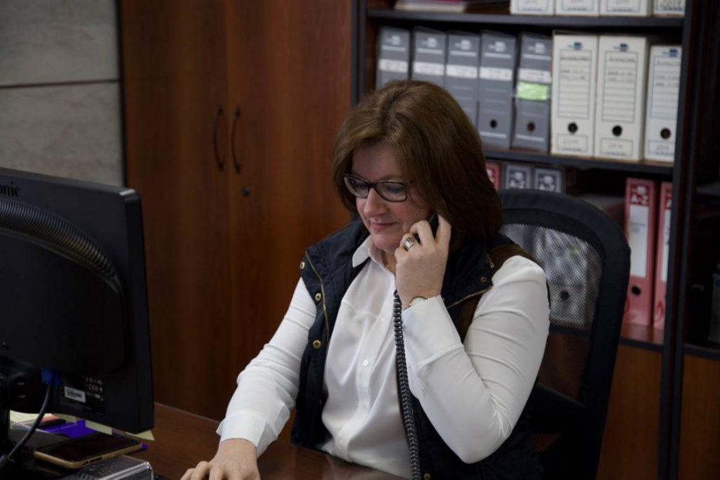 Rosa - departamento contabilidad