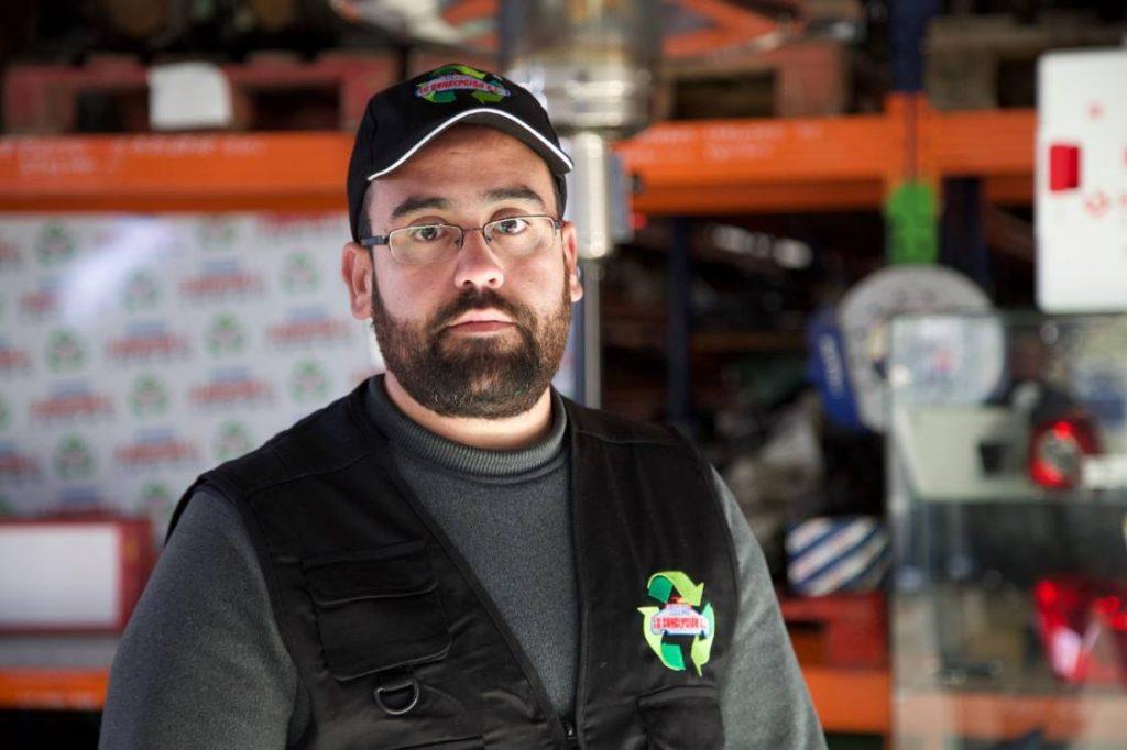 Ruben - responsable de ventas